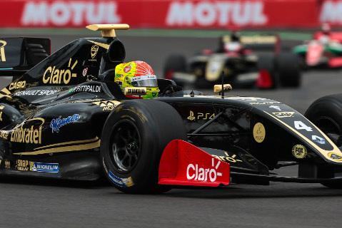 Pietro Fittipaldi   Fot. Lotus