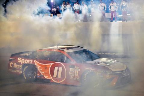 Denny Hamlin   Fot. Toyota Racing
