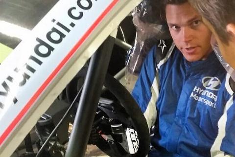 Andreas Mikkelsen | Fot. Hyundai Motorsport