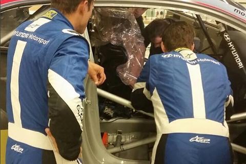 Mikkelsen/Jæger | Fot. Hyundai Motorsport