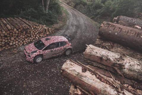 Testy Citroëna C3 R5 | Fot. Citroën Racing