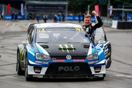 Johan Kristoffersson | Fot. VW