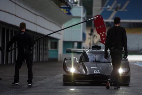 Mazda RT24-P | Fot. Mazda Motorsports