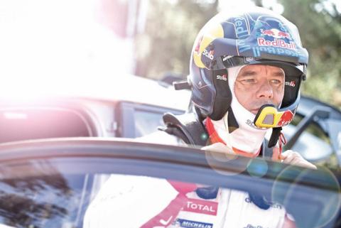Sébastien Loeb | Fot. Citroën Racing