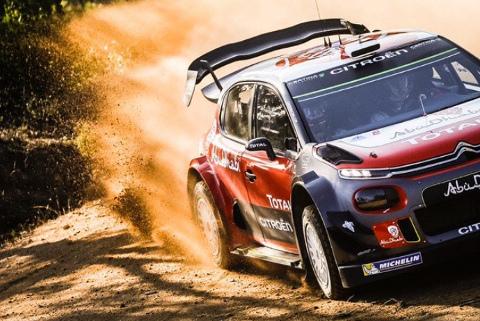 Loeb/Elena | Fot. Citroën Racing