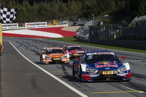 Mattias Ekström | Fot. Audi Sport