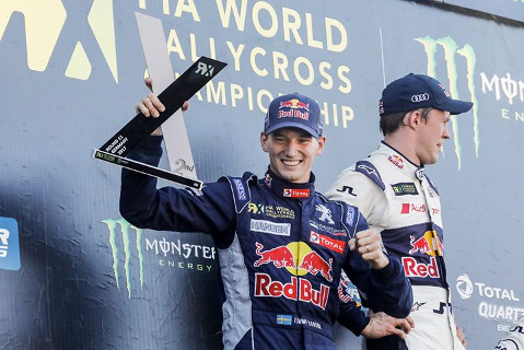 Timmy Hansen | Fot. Team Peugeot-Hansen