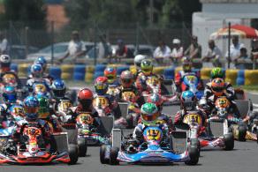 Start KZ2 | Fot. CIK-FIA