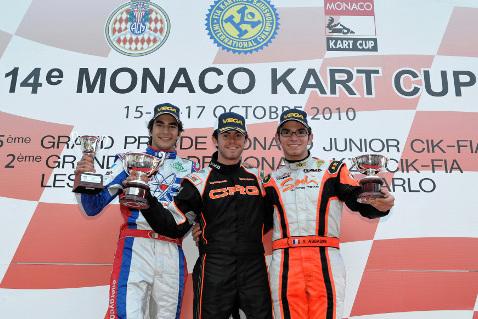 Monaco Kart Cup | Fot. CIK/KSP
