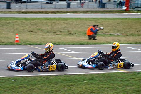 Karol Dąbski i Artur Janosz | Fot. Uniq Racing