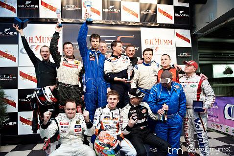 Uczestnicy Wyścigu Mistrzów | Fot. Tomasz Mumot