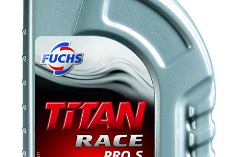 TITAN RACE PRO S