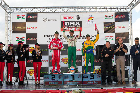 Podium DD2 | Fot. Facebook
