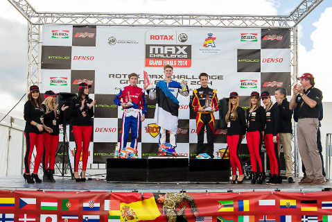 Podium Juniors | Fot. Facebook