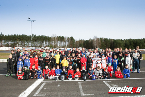 Uczestnicy Rotax Max Challenge Poland | Fot. Media4U