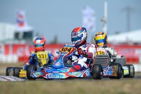 Joel Johansson | Fot. CIK-FIA
