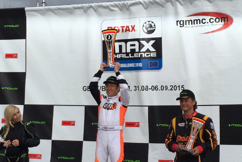 Podium w Genk | Fot. Uniq Racing
