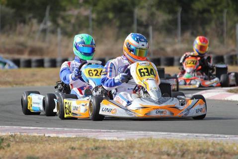 Martin Pierce | Fot. Uniq Racing Team