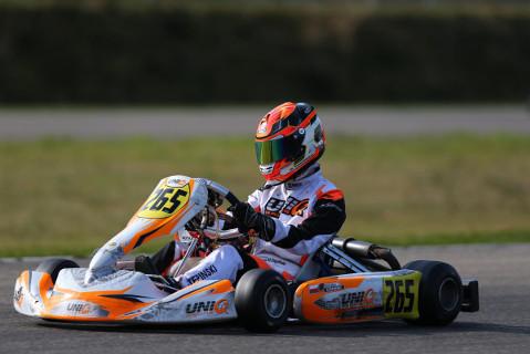 Michał Stępiński | Fot. UNIQ Racing