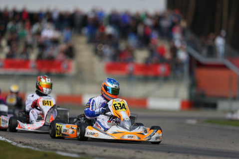 Martin Pierce | Fot. UNIQ Racing