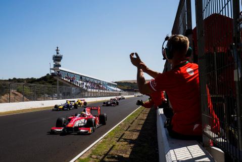 Charles Leclerc | Fot. FIA F2
