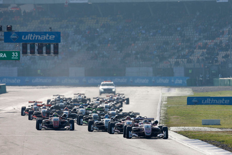 Start w Hockenheim | Fot. fiaf3europe.com