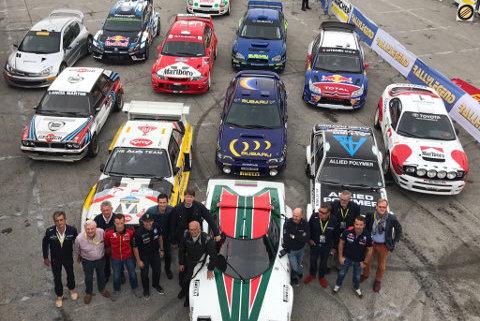 Mistrzowie świata w Rallylegend | Fot. Twitter