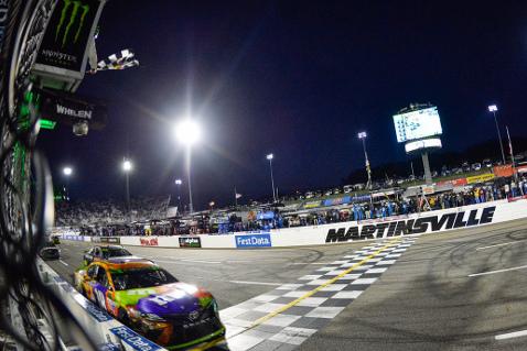 Kyle Busch   Fot. Toyota Racing