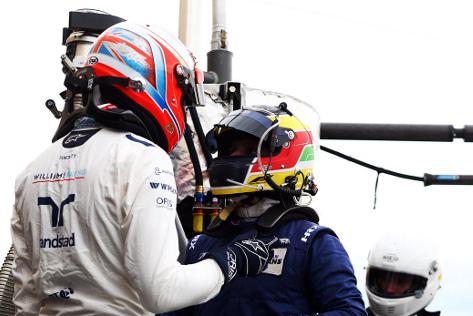 Paul Di Resta i Filipe Albuquerque | Fot. United Autosports
