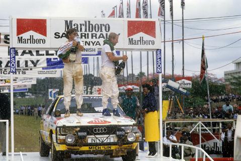 Mikkola/Hertz | Fot. East African Safari Classic Rally