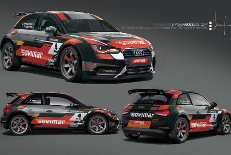 Audi Comtoyu Racing