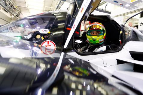 Pietro Fittipaldi | Fot. Porsche