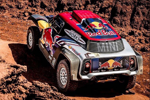 Mini Bryce'a Menziesa | Fot. Red Bull