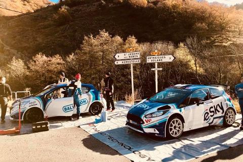 Testy Rallytechnology | Fot. Facebook