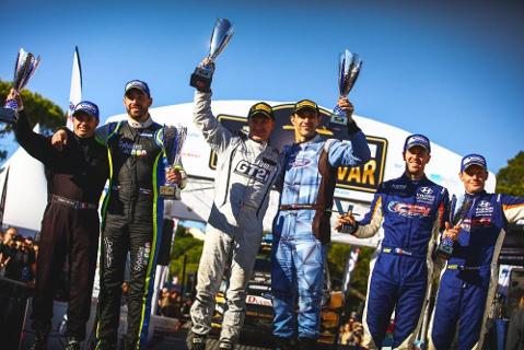 Podium Rallye du Var | Fot. Facebook