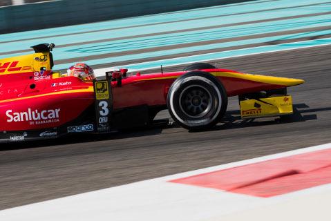 Norman Nato | Fot. FIA F2