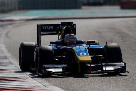Alexander Albon | Fot. FIA F2
