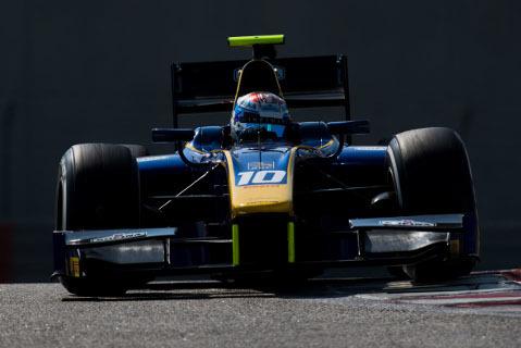 Nicholas Latifi   Fot. FIA F2