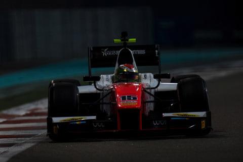 Louis Delétraz | Fot. FIA F2