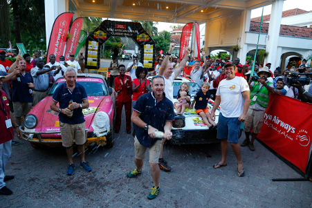 Meta East African Safari Classic Rally | Fot. eastafricansafarirally.com