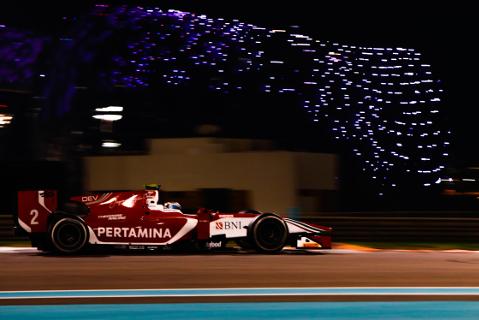 Nyck de Vries | Fot. FIA F2