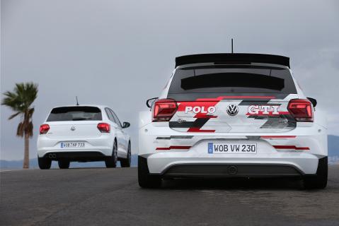 Volkswagen Polo GTI R5 | Fot. VW Motorsport