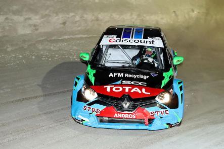 Andreas Bakkerud | Fot. DA Racing