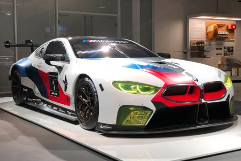 BMW M8 GTE | Fot. BMW Motorsport