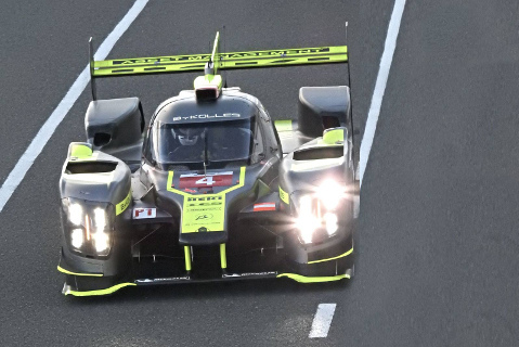 Enso CLM P1/01 | Fot. ByKolles Racing