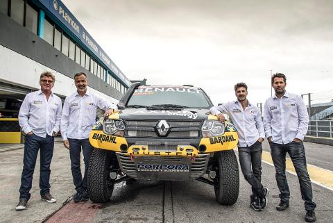 Renault Duster   Fot. renaultsport.com.ar