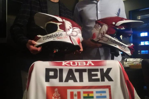 Dariusz Donica i Kuba Piątek | Fot. Facebook
