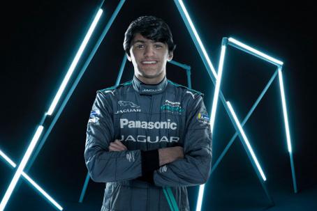 Pietro Fittipaldi | Fot. Jaguar Racing