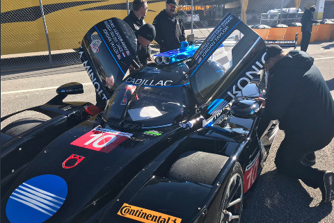 Cadillac Wayne Taylor Racing | Fot. Twitter