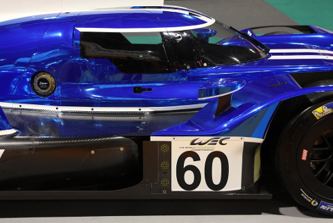 Ginetta G60-LT-P1 | Fot. Ginetta Cars
